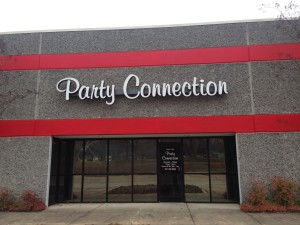 Party Connection Store Front